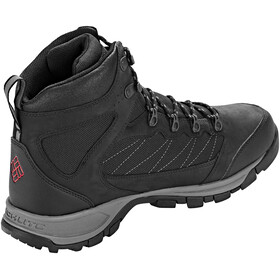 Columbia Cascade Pass Waterproof Miehet kengät , musta